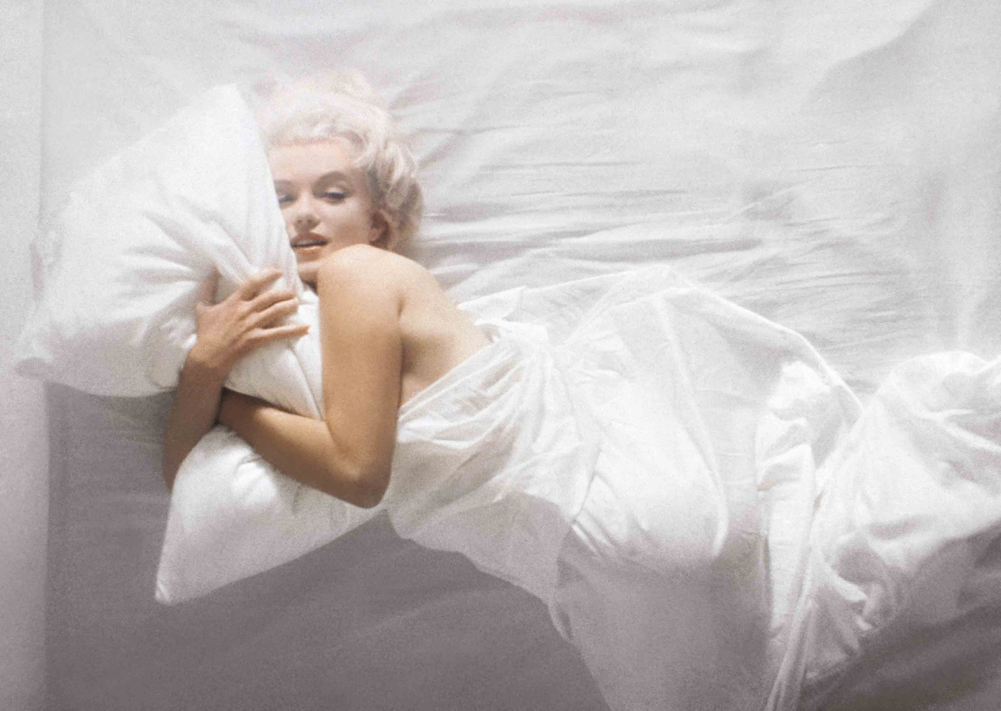 """An Evening With Marilyn"" (1961), Douglas Kirkland"