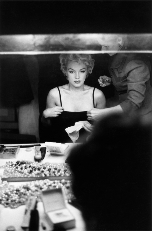 Marilyn Monroe, New York, mai 1957, Sam Shaw