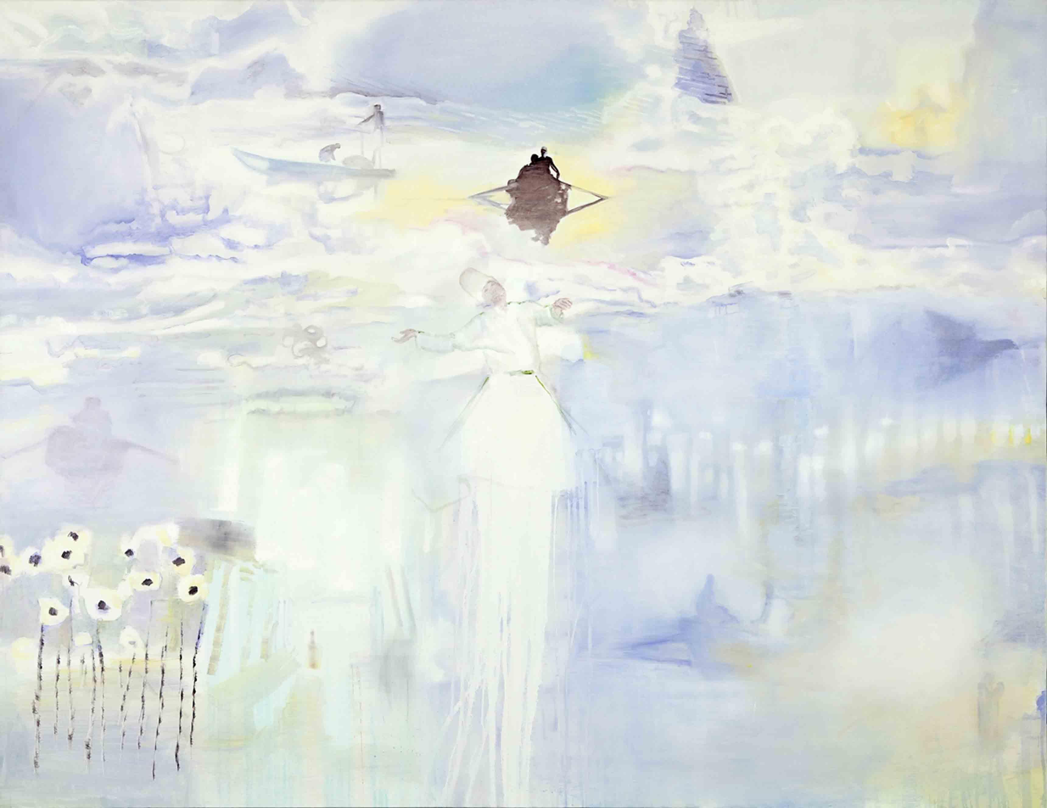 Marina Karella Visible, Invisible, 2009. Courtesy Galerie Mitterrand. Photo : Rebecca Fanuele