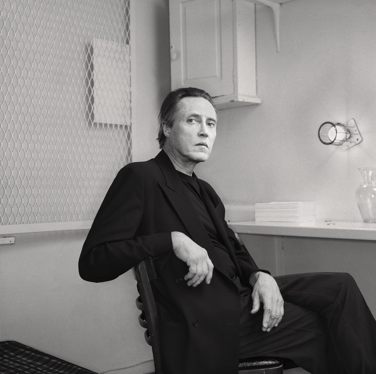 Christopher Walken, par Martin Schoeller