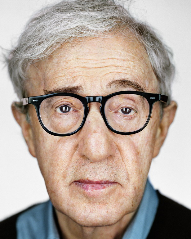 Woody Allen, par Martin Schoeller