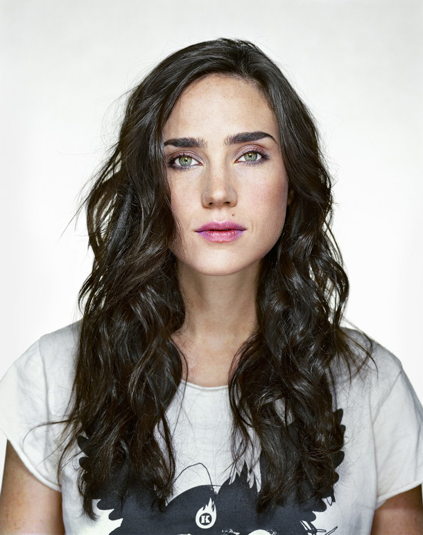 Jennifer Connelly, par Martin Schoeller