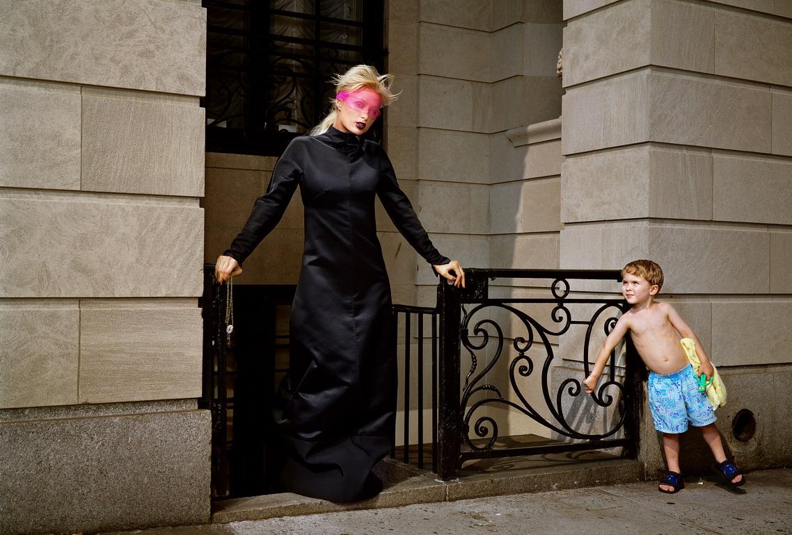 Paris Hilton, par Martin Schoeller