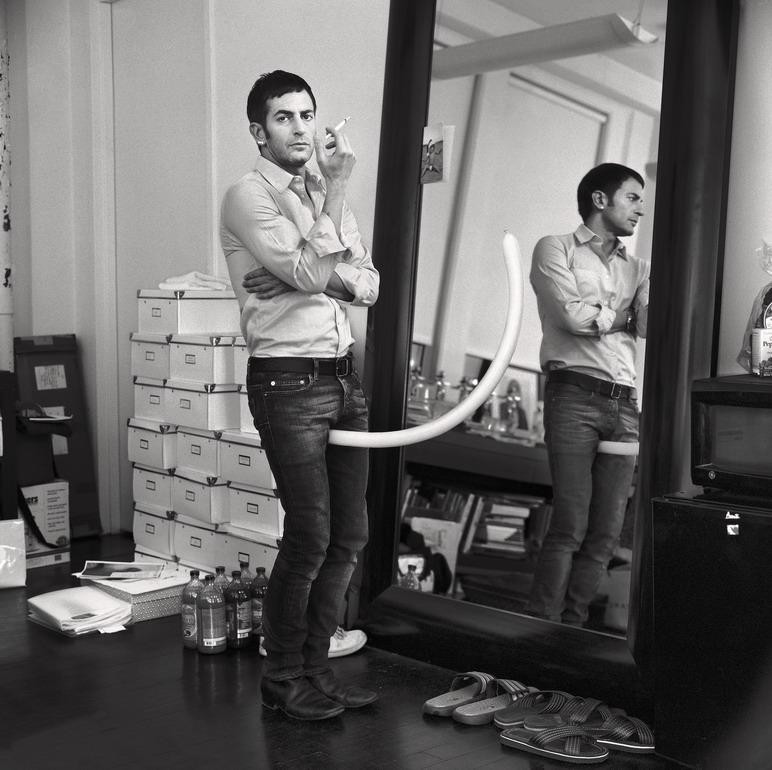 Marc Jacobs, par Martin Schoeller