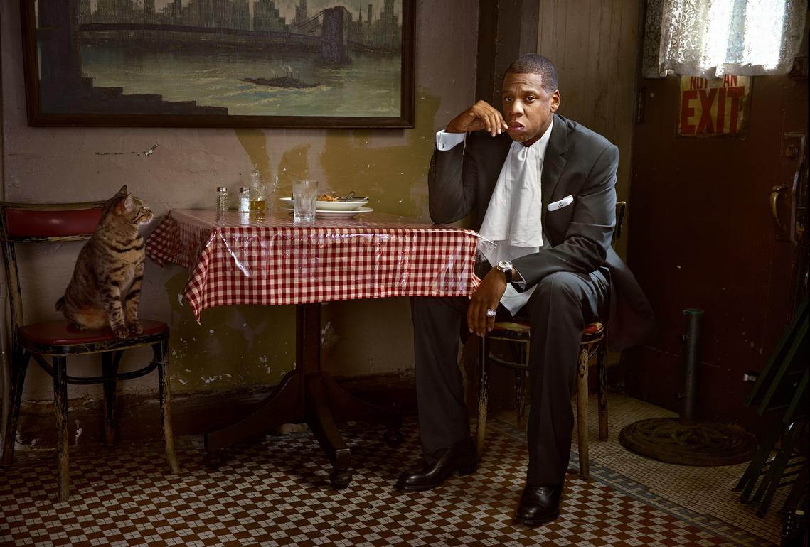 Jay-Z, par Martin Schoeller