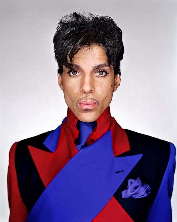 Prince, par Martin Schoeller