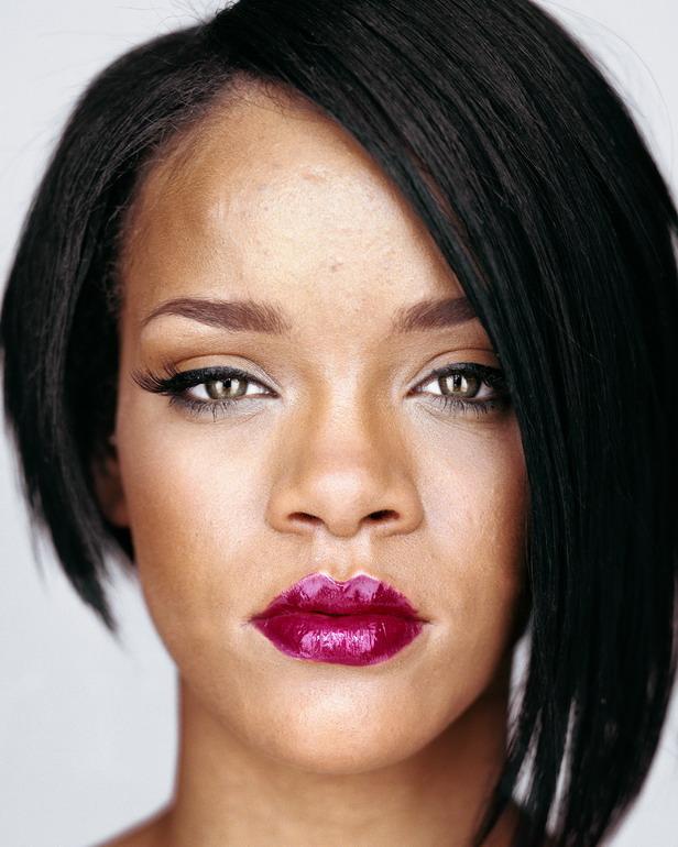 Rihanna, par Martin Schoeller