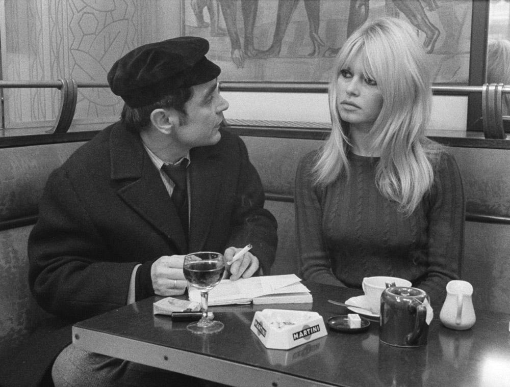 """""""Masculin Féminin"""" (1965) de Jean-Luc Godard © Tamasa Distribution"""
