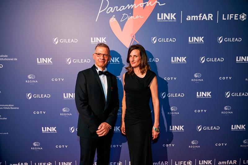 Michel Simon et Camille Cottin