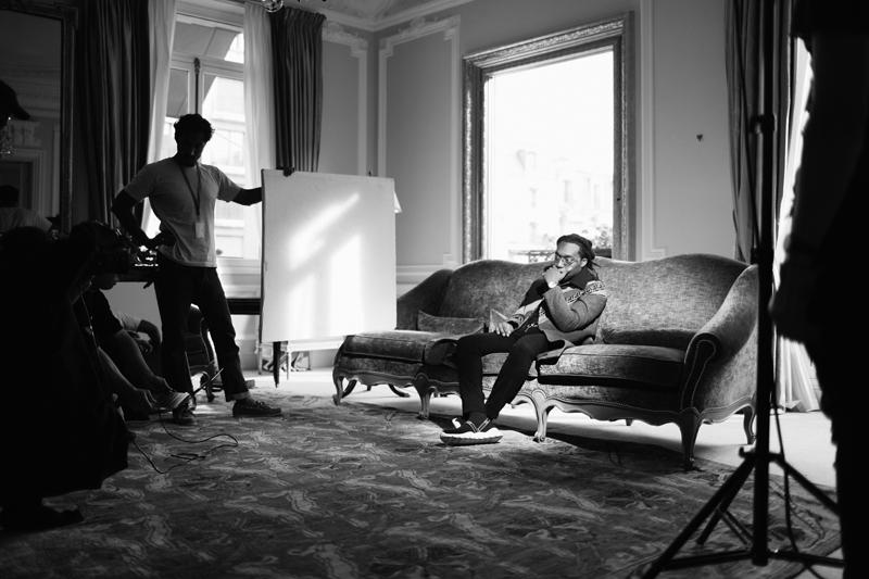 Photo d'Ines Chtouki pour 9H29 Artspace Studio