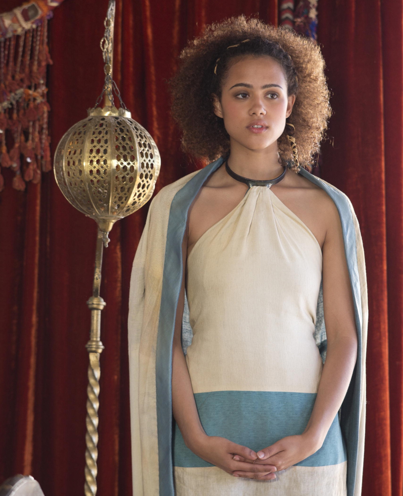 Missandei in Game of Thrones.