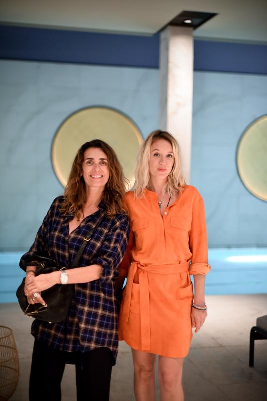 Mlle Agnès & Ludivine Sagnier