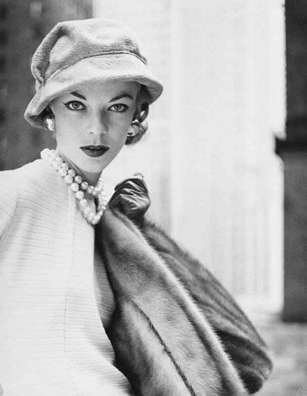 Model Vogue USA Novembre 1954