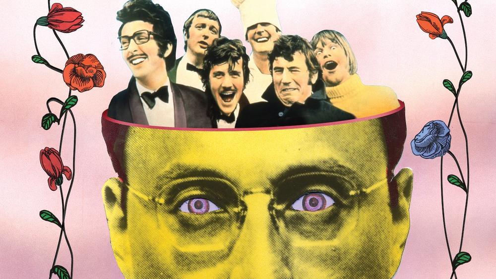 """Monty Python's Flying Circus"" (1969-1974) des Monty Python"