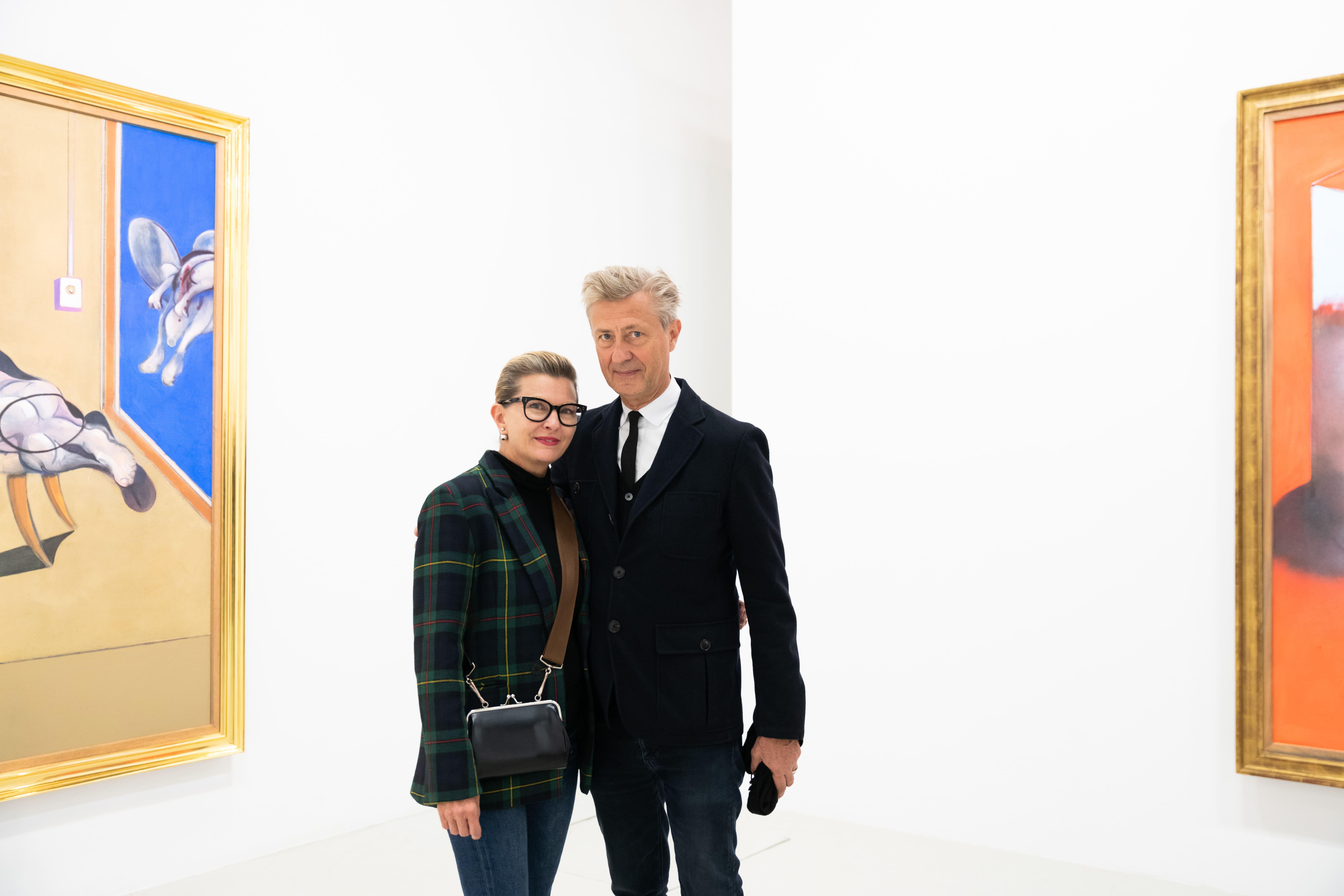 Morgan Morris et Jérôme Sans