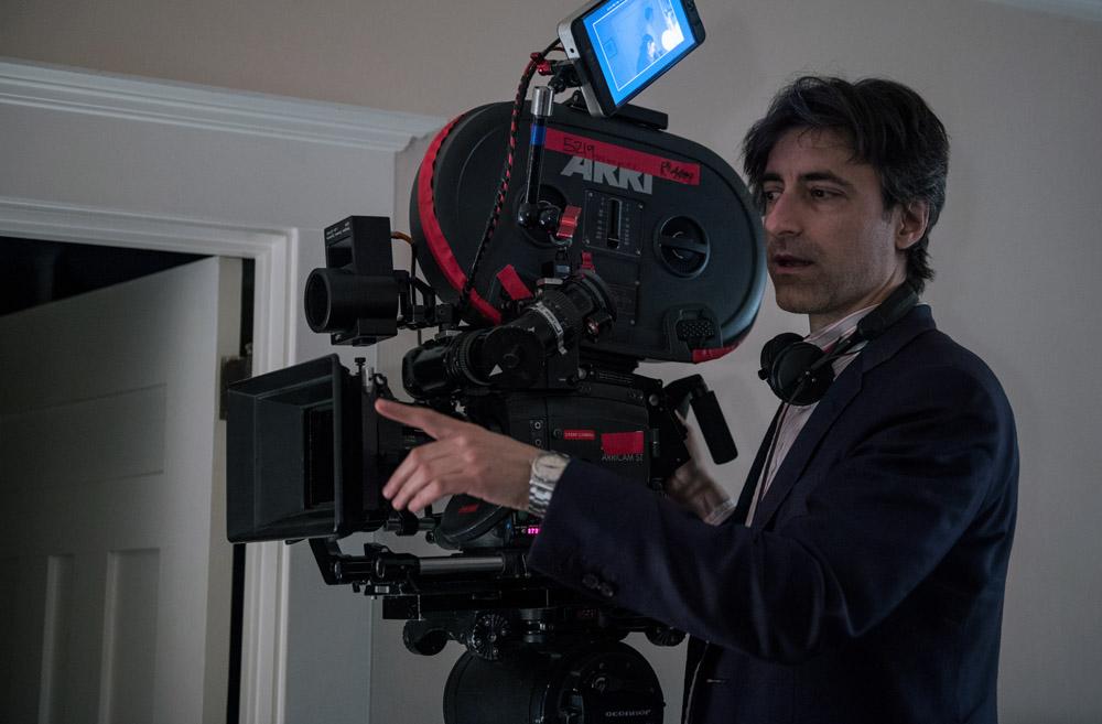 """Noah Baumbach sur le tournage de """"Marriage Story"""" (2019)"""