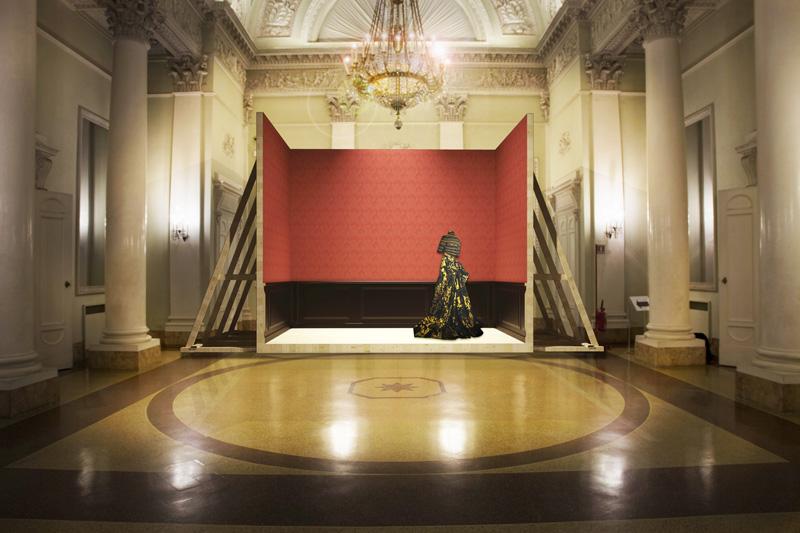 Musée éphémère de la mode