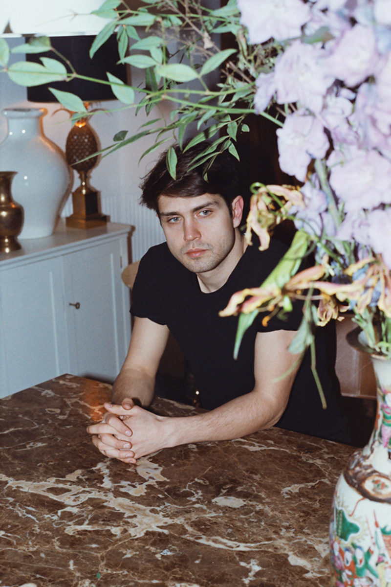 Portrait : Jules Faure for Numero.com