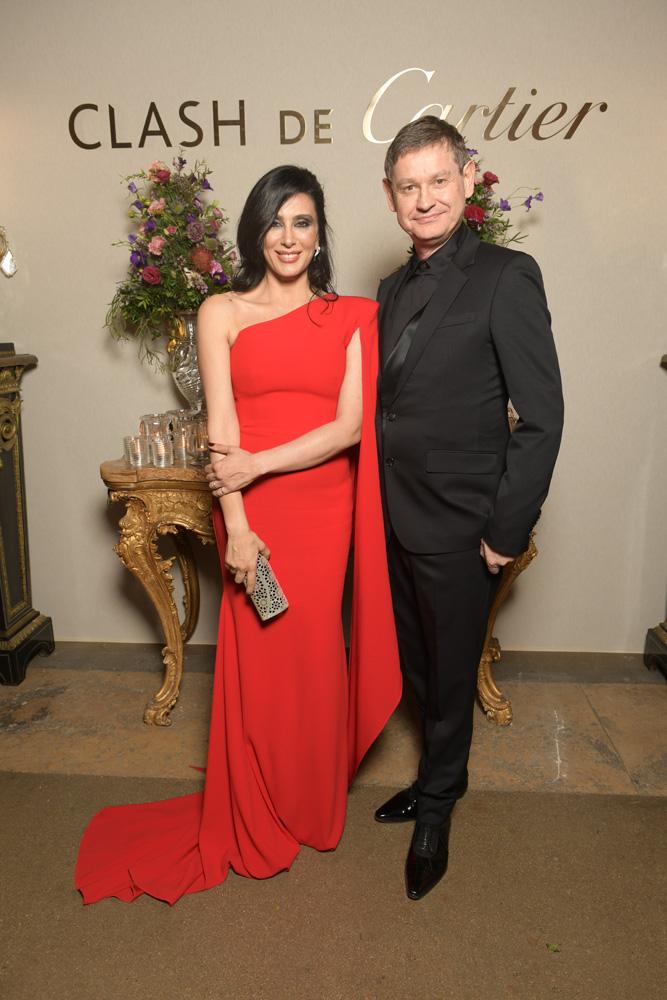 Nadine Labaki et Cyrille Vigneron