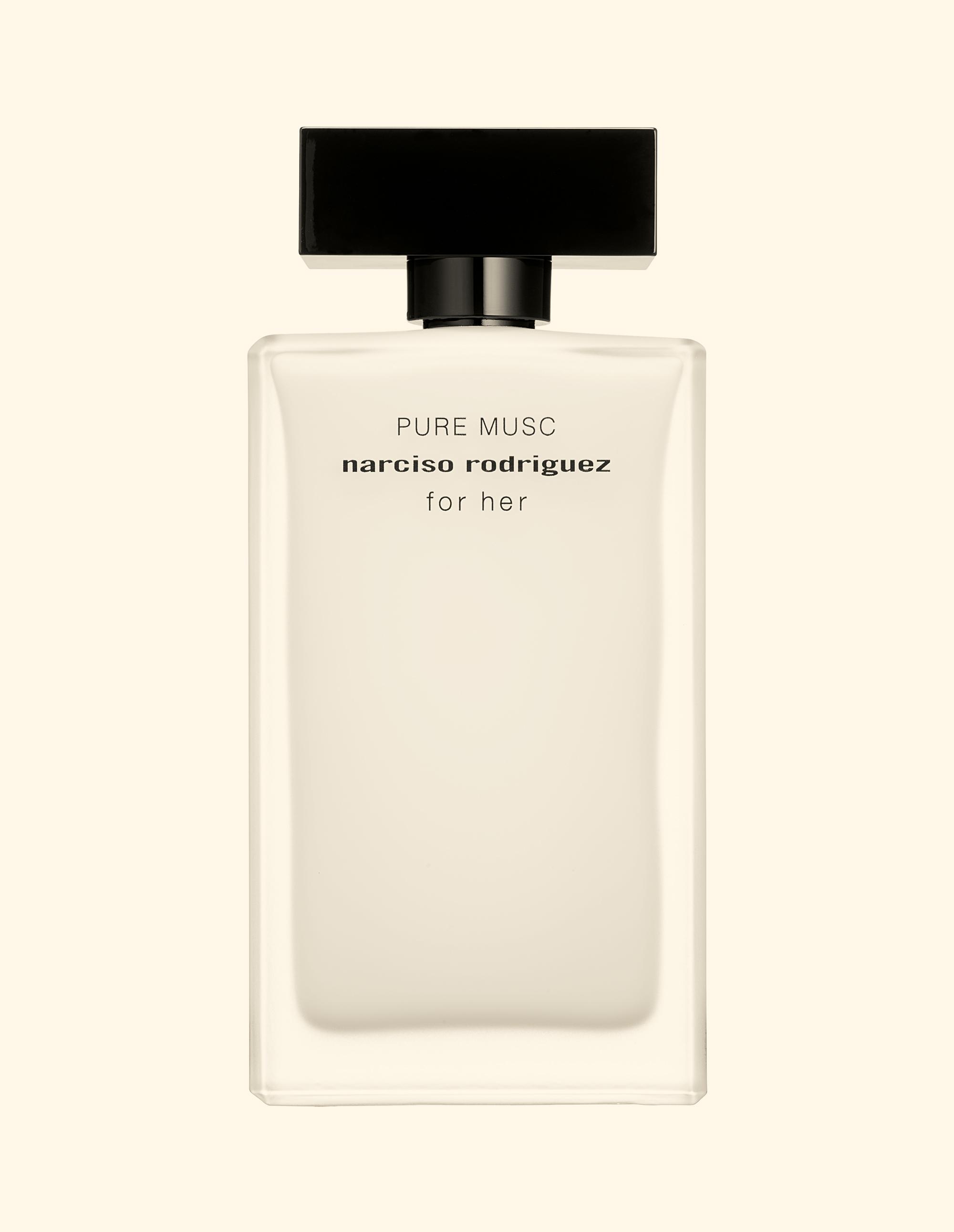 """""""For Her Pure Musc"""", eau de parfum, NARCISO RODRIGUEZ."""