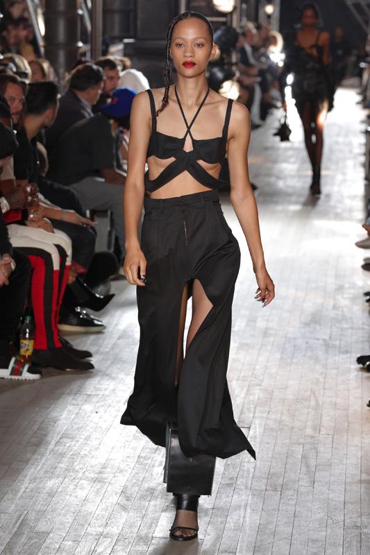 New designers fetish fashion show