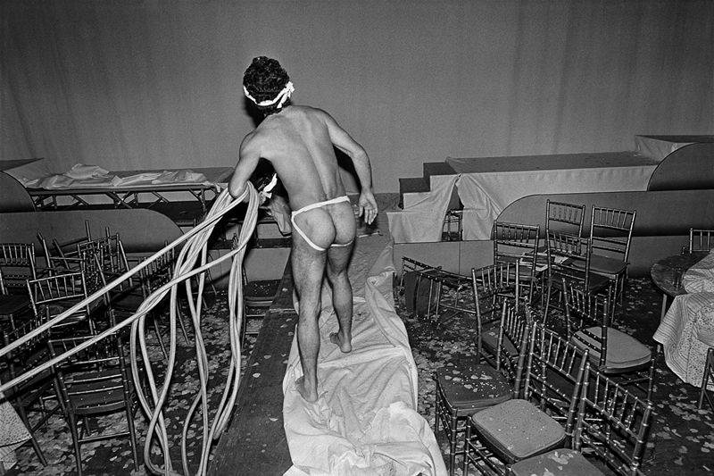 Studio 54, 1977 (Unpublished)