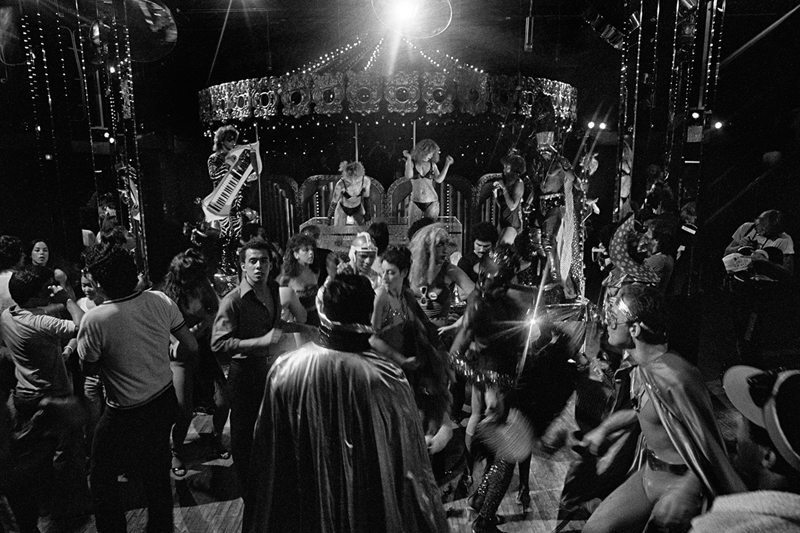 Electric Circus, 1979 (Unpublished)