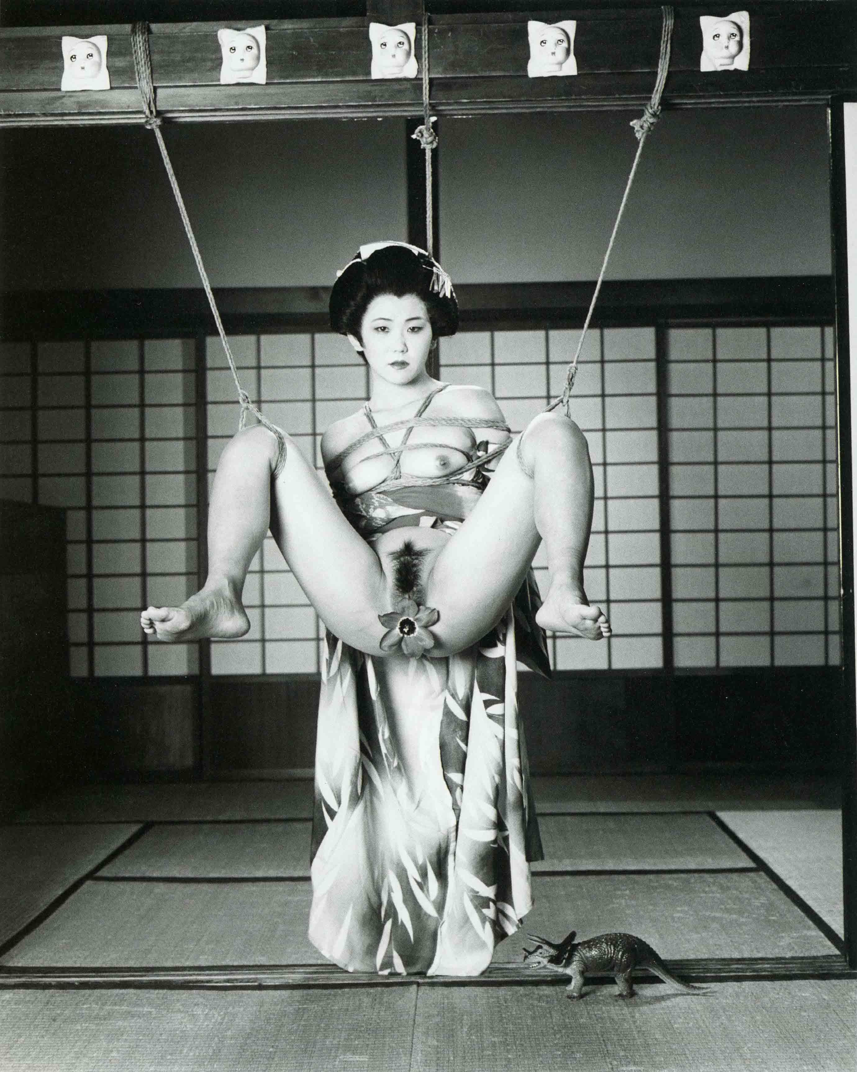 Nobuyoshi Araki, Tokyo Comedy, 1997, Private Collection, New York