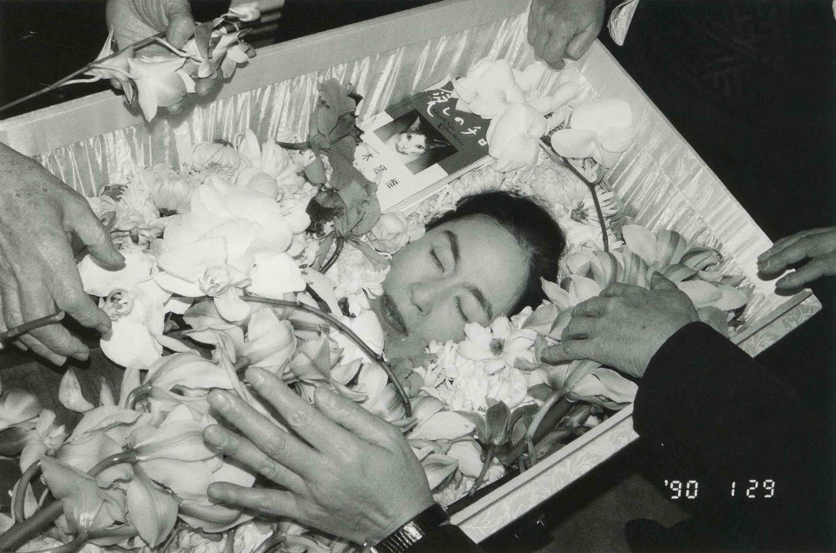 Nobuyoshi Araki, Winter Journey, 1989-90, 2005, Courtesy of Taka Ishii Gallery, Tokyo