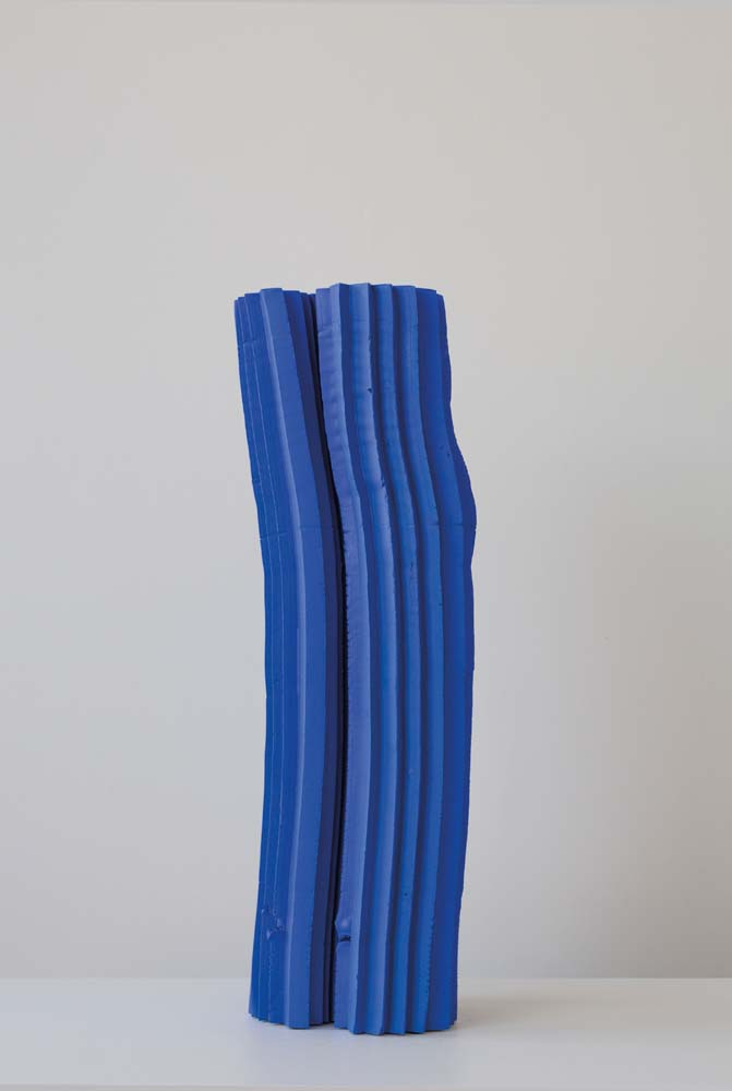 """""""Yves Kiln"""", Anton Alvarez, glazed ceramic. Chez Carwan gallery."""