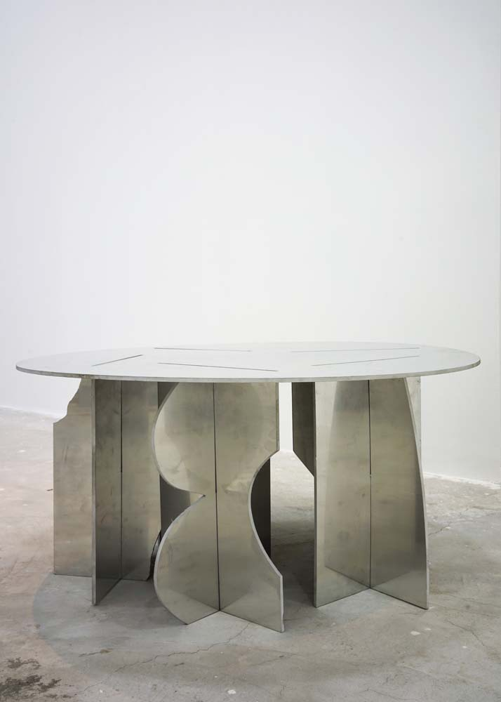 Coffee Table #1 du groupe de design Bahraini-Danish, ETAGE Projects, Copenhague