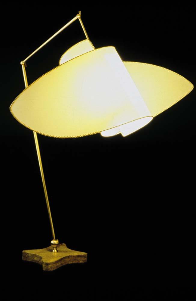 Suora Lamp, Collection Hommage To Carlo Mollino 1994/2019. Galerie Paola Colombari