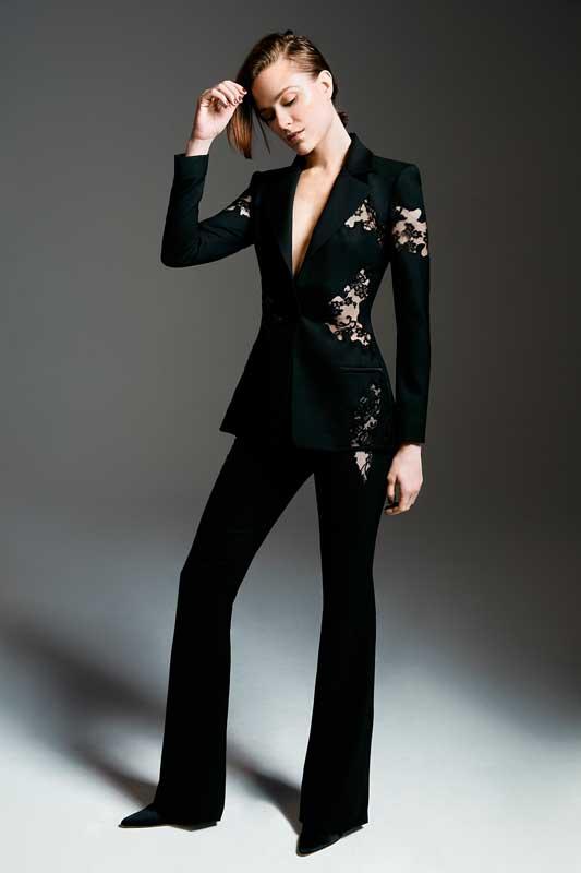 Le costume d'Evan Rachel Wood, actrice.