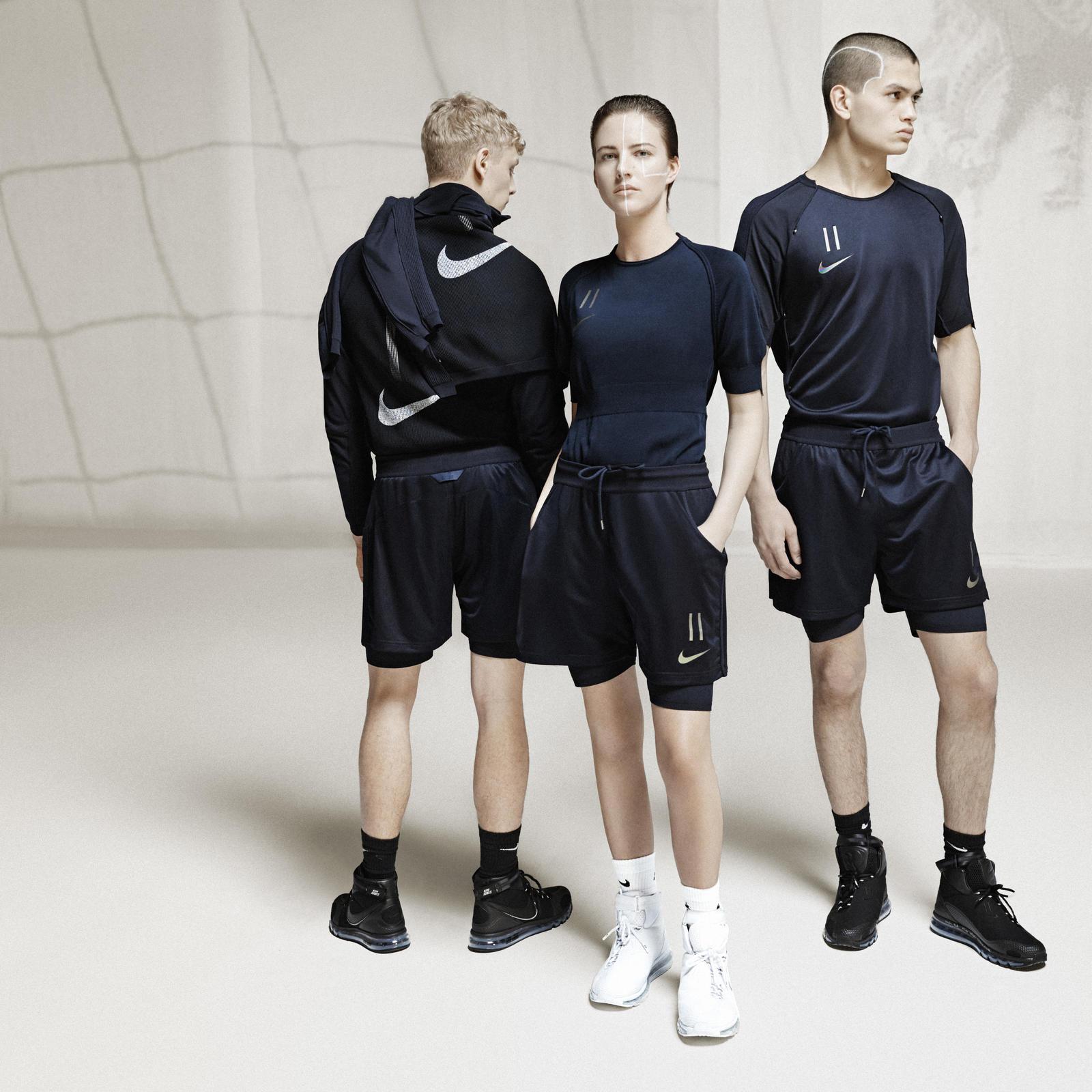 "La collection NikeLab ""Football Reimagined"" par Kim Jones"