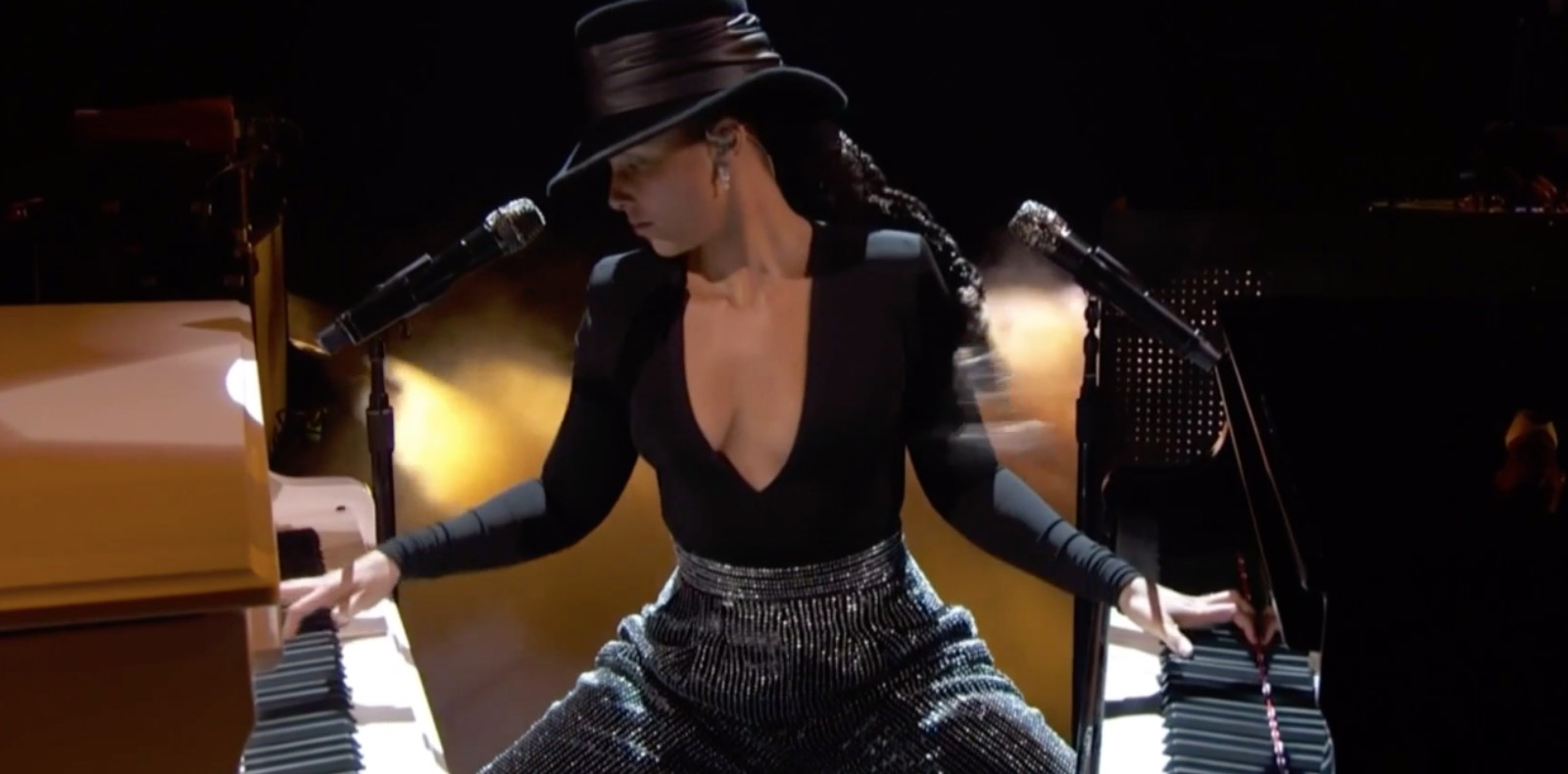 Alicia Keys au Grammy Awards 2019