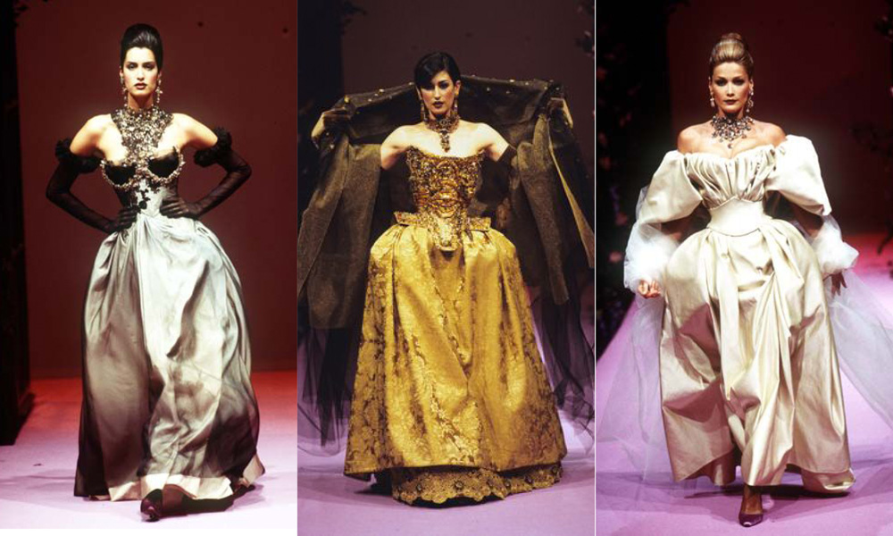 Christian Lacroix haute couture fall 1995