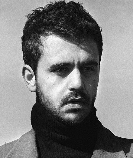 Francisco Terra, fondateur du label Nieth Nyer, finaliste du prix créatif de l'ANDAM