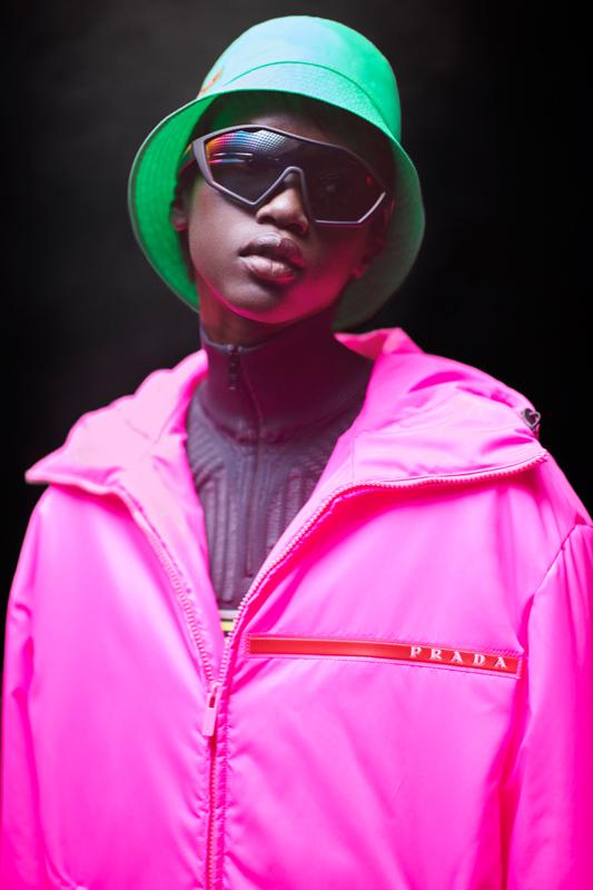 666a2dc0b3771 Prada relaunches its sportswear line  Linea Rossa