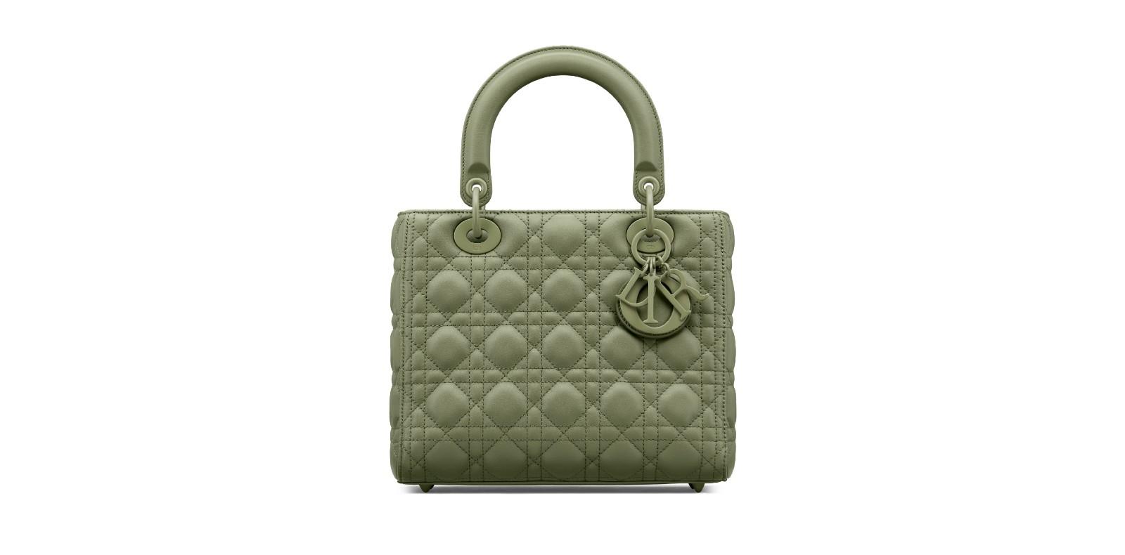 "Sac ""Lady Dior"" collection ultra-matte, DIOR"