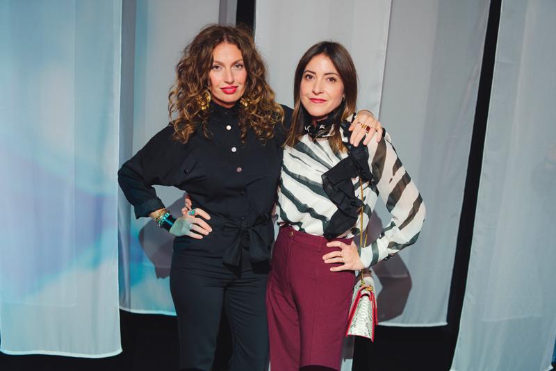 Aurélie Saada (Brigitte) et Keren Ann