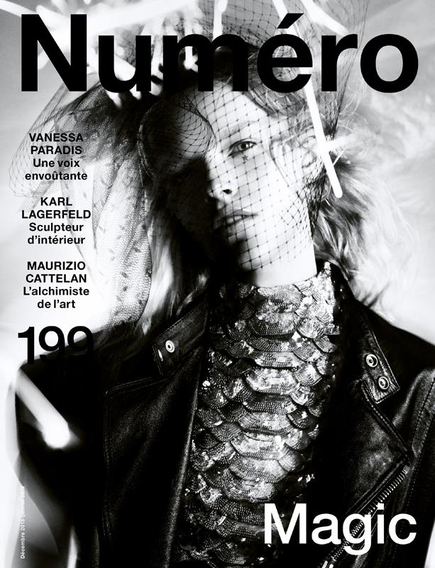 La cover du Numéro 199 par Txema Yeste
