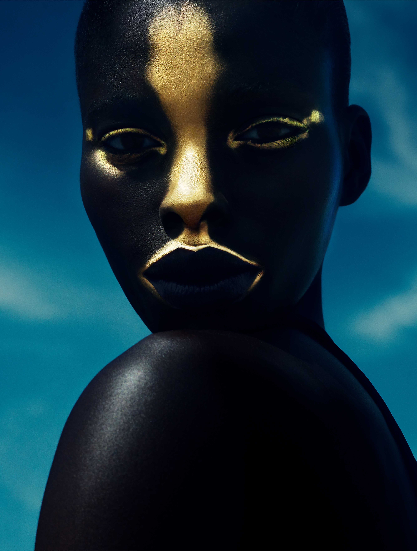 """Golden Mask, Tenerife"" pour Numéro © Txema Yeste"