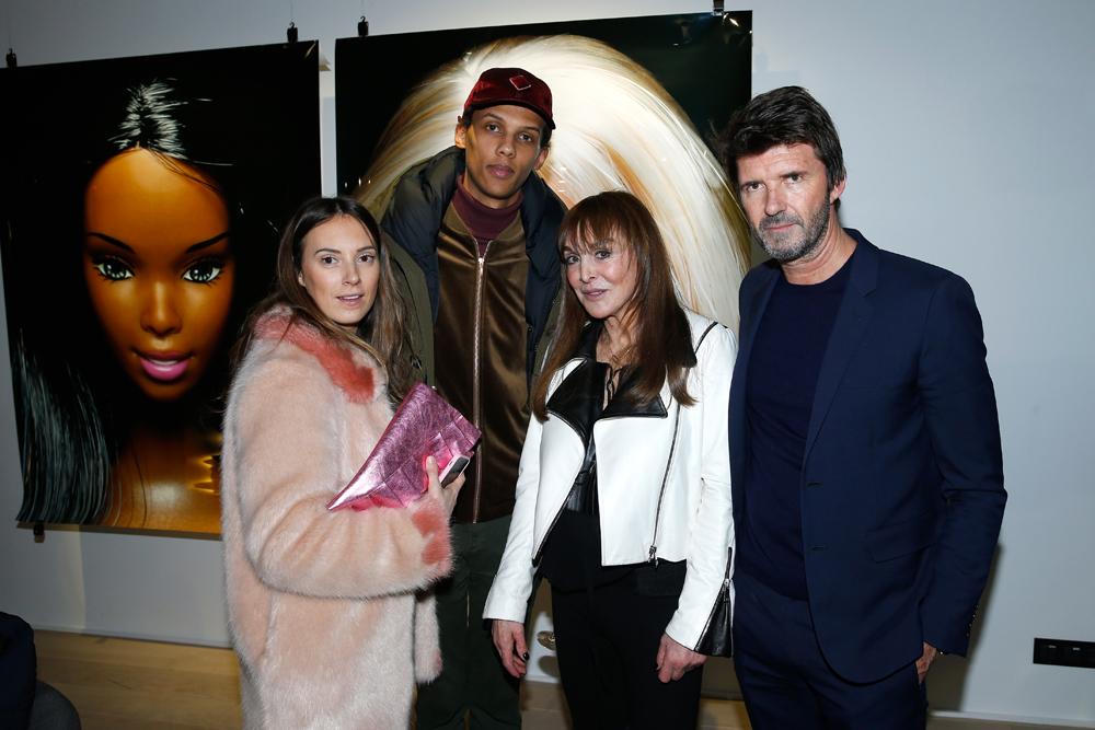 Coralie Barbier, Stromae, Babeth Djian et Paul-Emmanuel Reiffers