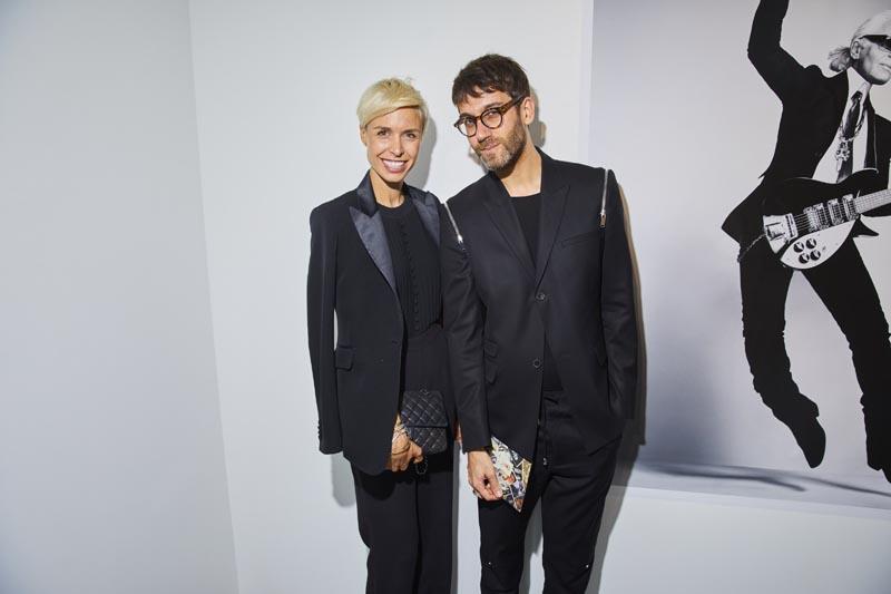 Anne-Sophie Mignaux et Boris Guffond