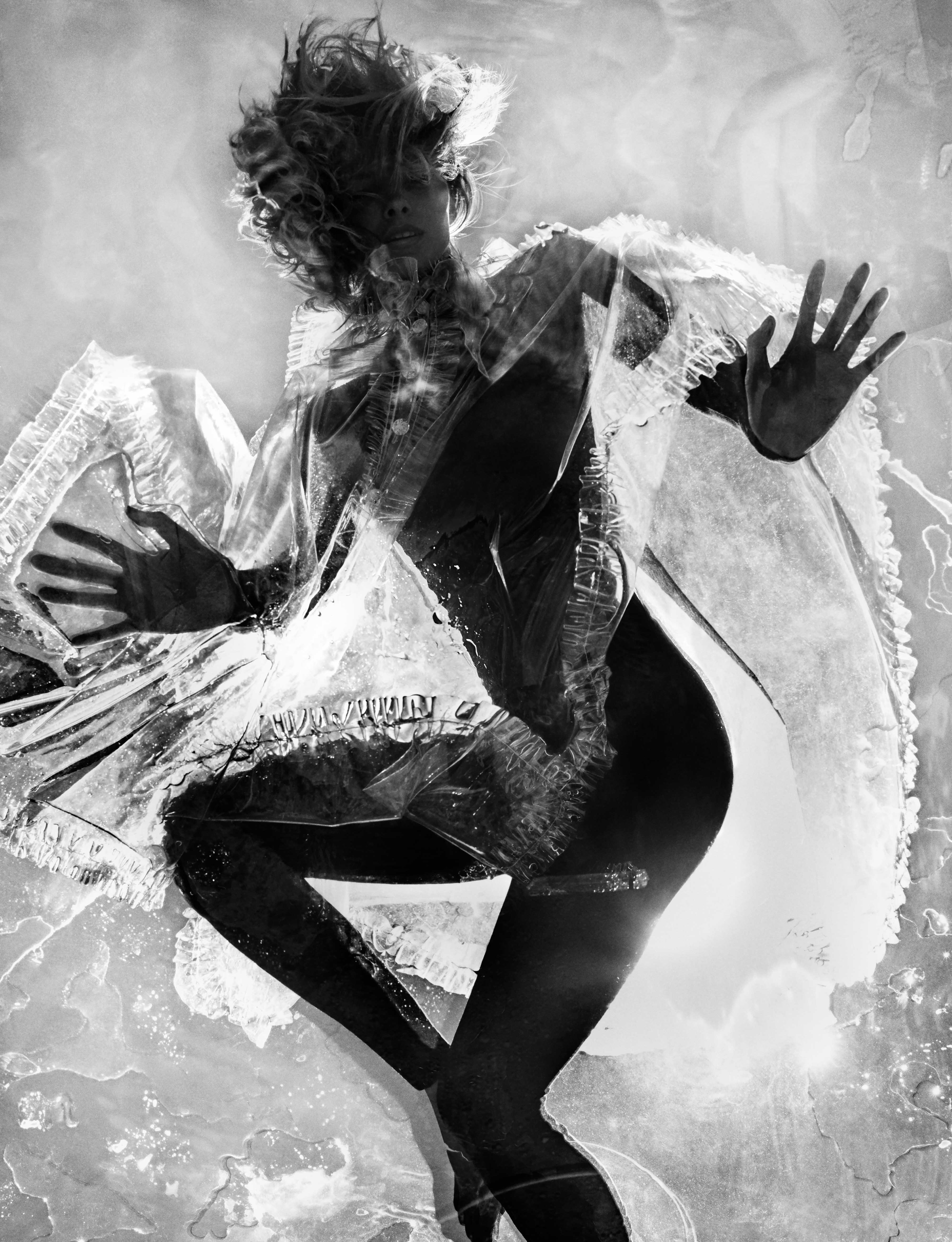 """Solar Dance"" pour Numéro © Txema Yeste"