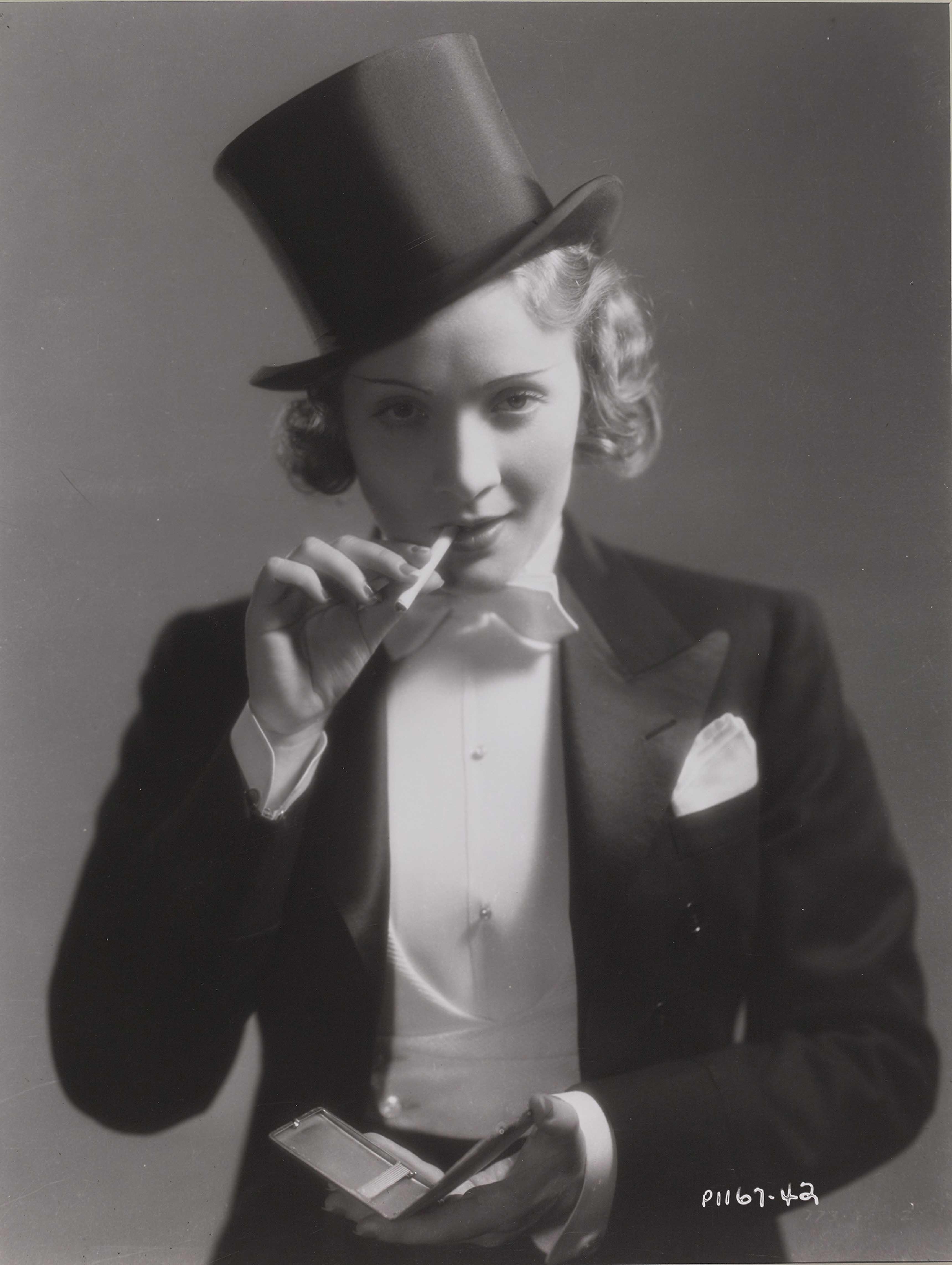 Eugene Richee Morocco, 1930, film dirigé par Josef von Sternberg © DILTZ/Bridgeman Images