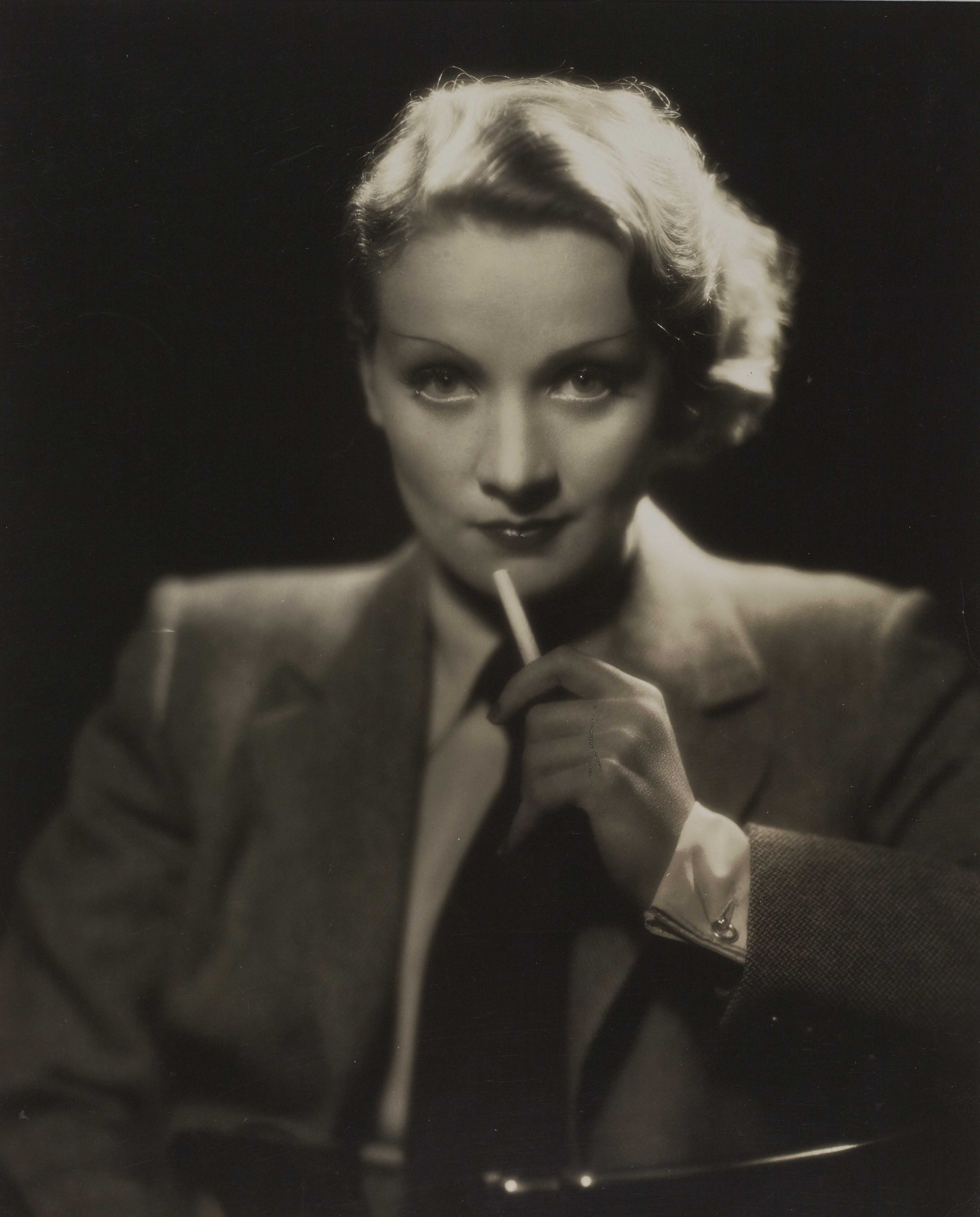 Eugene Richee Marlene Dietrich, vers 1932 © Everett Collection/Bridgeman Images