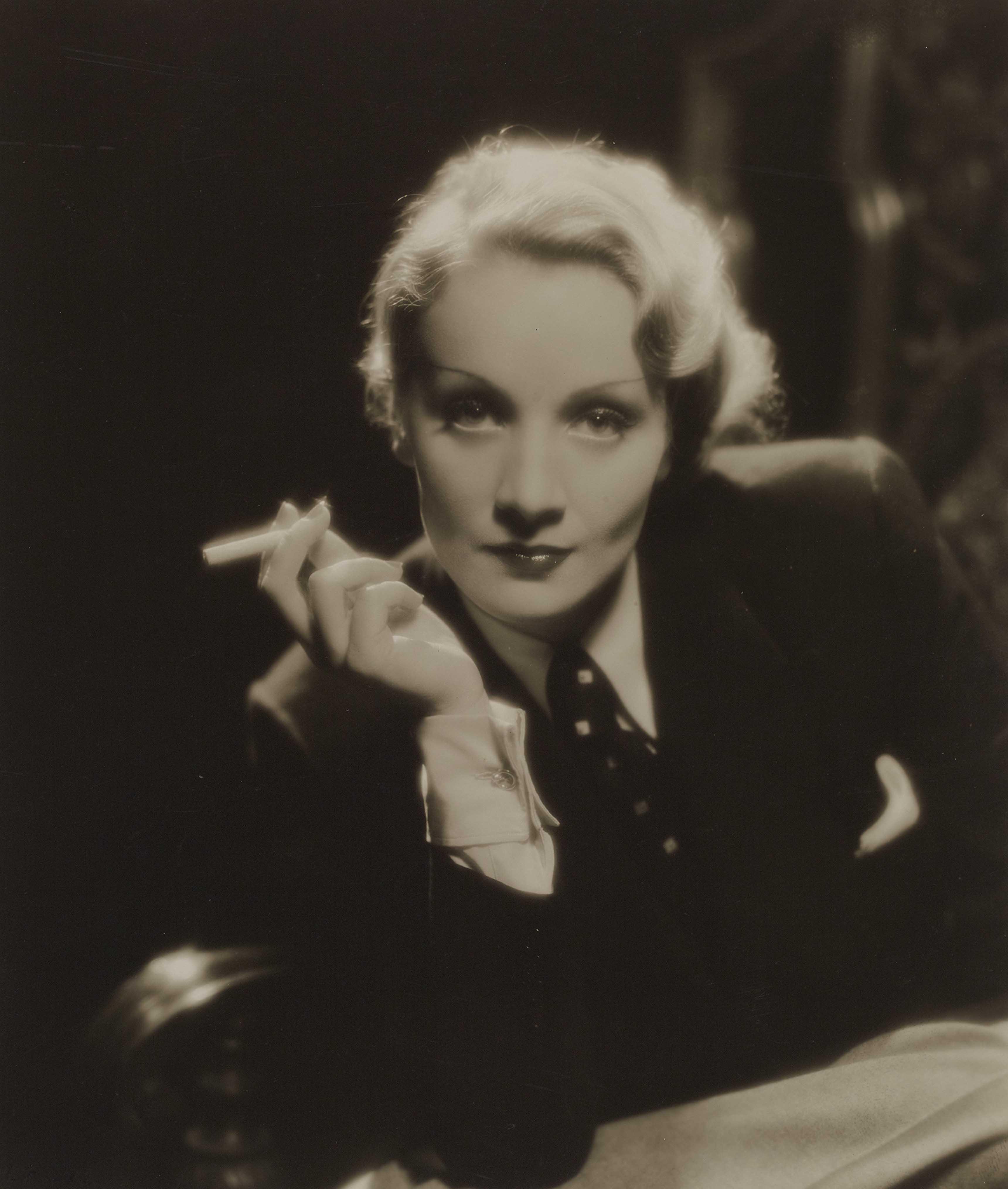 Eugene Richee Marlene Dietrich © Bridgeman Images
