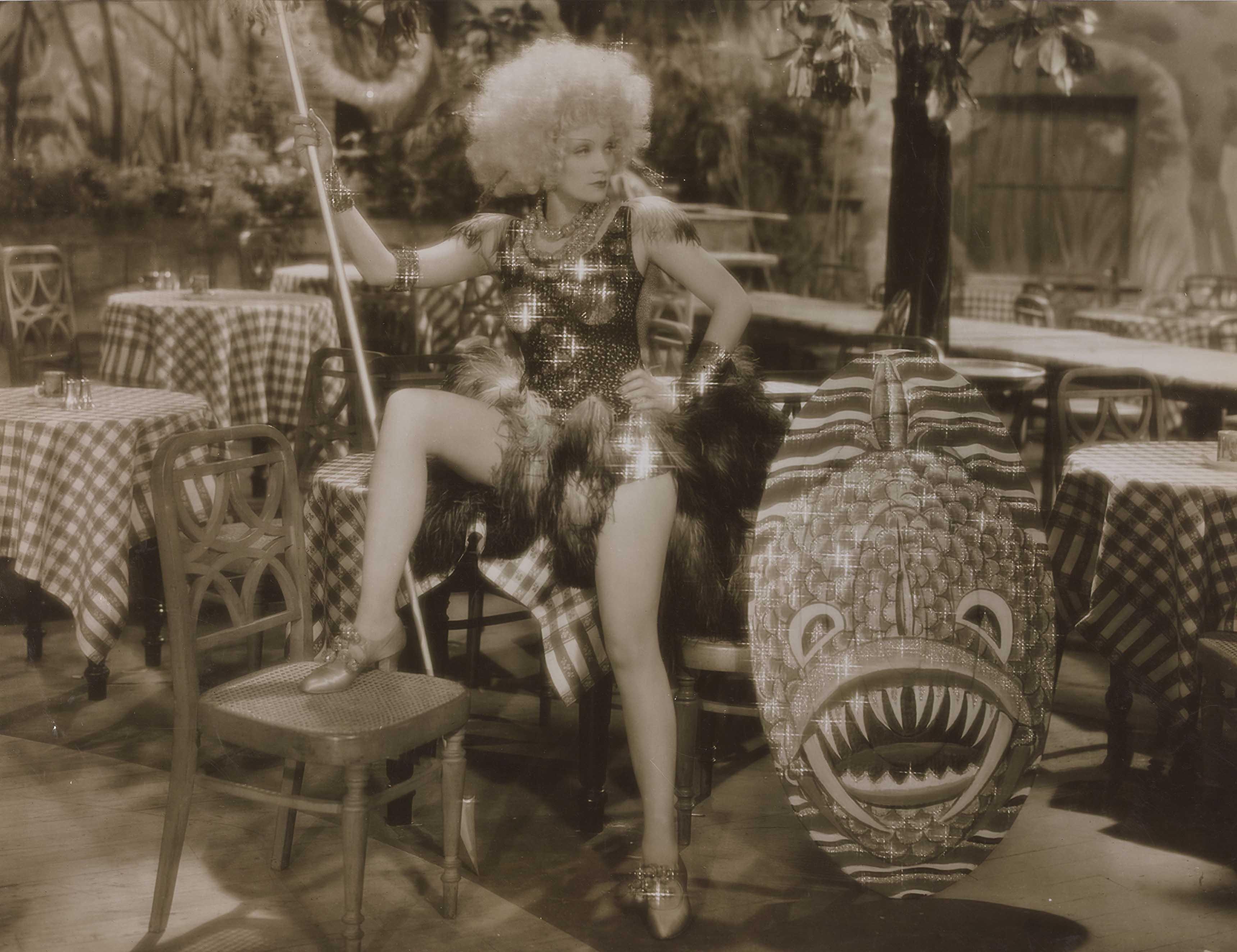 Don English Blonde Venus, 1932, film dirigé par Josef von Sternberg © Bridgeman Images