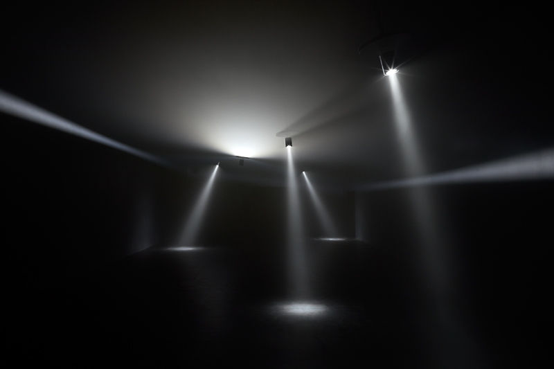 "United Visual Artists, ""Our Time"" (2019). Photo : Jack Hems."